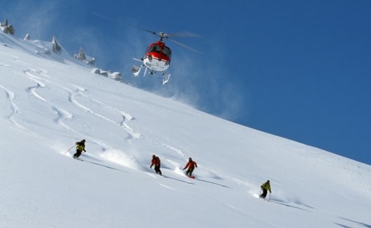 Kashmir Skiing Tour Packages